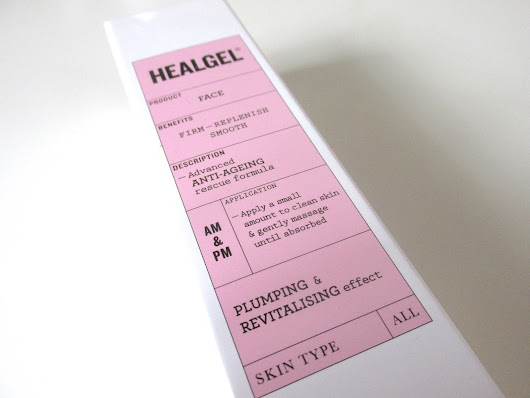 Review & Q&A | HealGel Face*