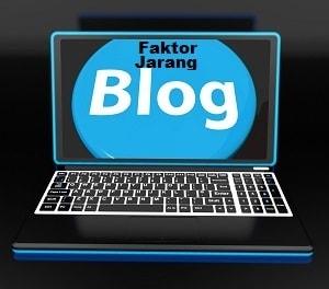 faktror yang mempengaruhi postingan terbaru pada blog dimana menentukan perkembangan blog anda miliki