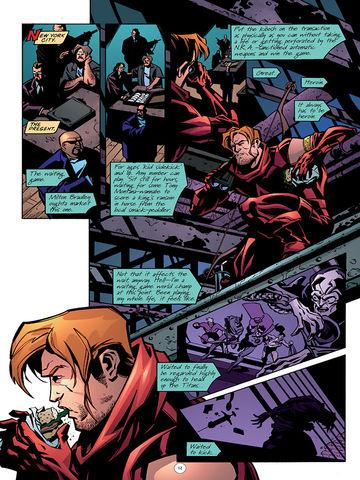 e88eac218e7 Comics Blog   1748  DC komiksový komplet 40  Green Arrow - Prázdný ...