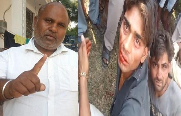 गौ-मांस के साथ बिट्टू बजरंगी ने 5 को पकड़ा, मीडिया इन्हें बता रही गुंडा लेकिन ये है असलियत