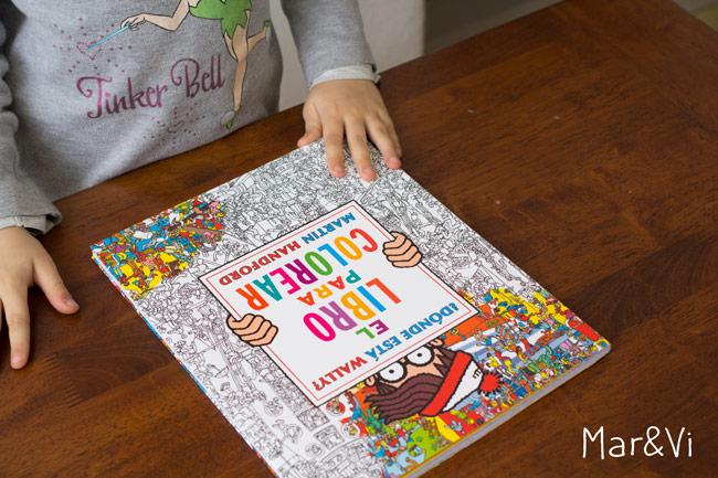Libros infantiles, Dónde está Wally?