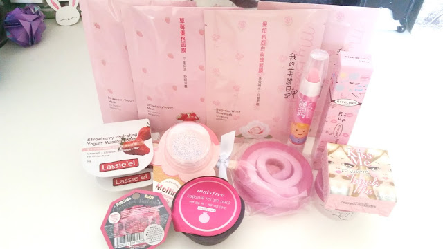 Pretty In Pink Prize Package
