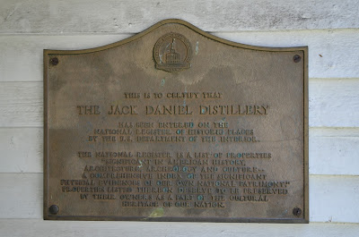 Jack Daniel Distillery - Lynchburg, TN
