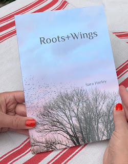 Roots and Wings booklet by Sara Harley available through Blurb Books