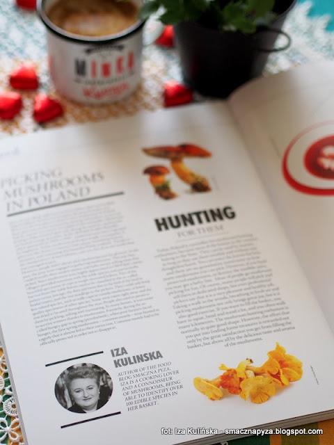 feed magazine, world magazine, jeronimo martins, grzybobranie w polsce, tradycja grzybobrania