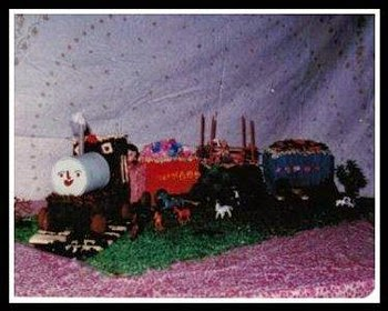 Ajantha Cakes/ Birthday Cake/Train Cake