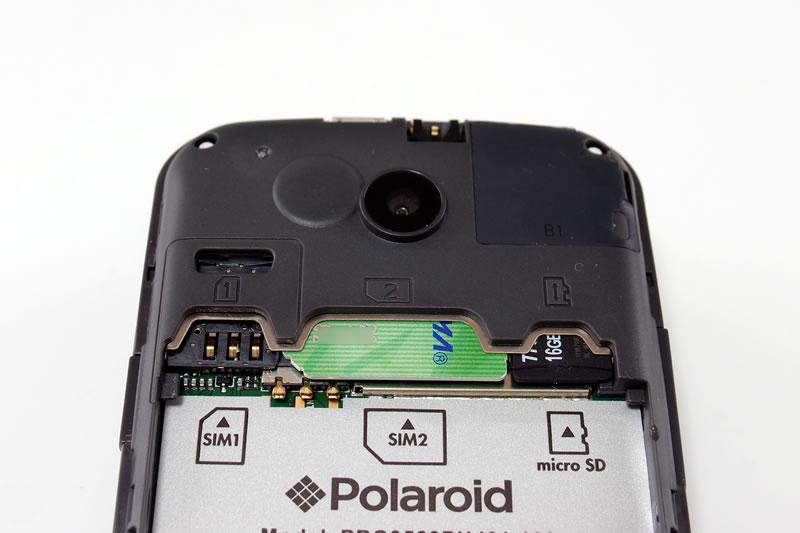 【Polaroid pigu】ダミーSIMでセルスタを回避する 5
