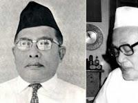 Surat Penting KH Ali Maksum Krapyak kepada KH Bisri Mustofa Rembang