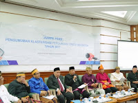 Peringkat Terbaik Perguruan Tinggi Negeri di Indonesia