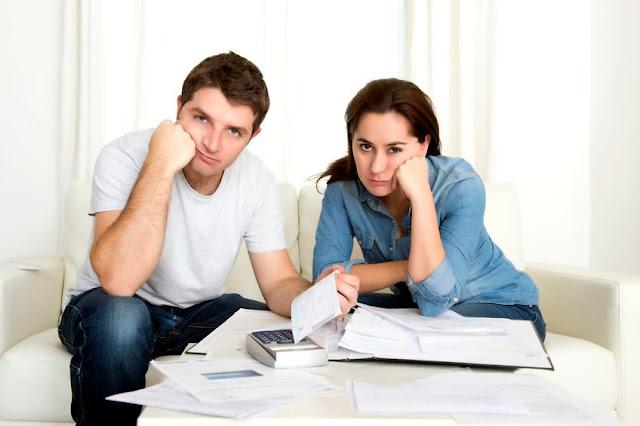 Finanças domésticas e estresse