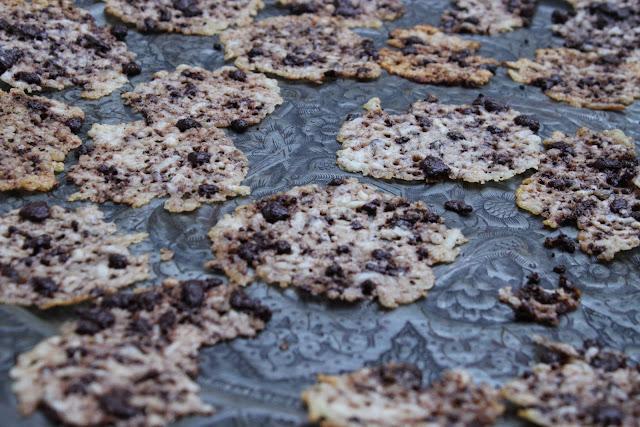 pecorino and dark chocolate wafers, chocolate supper club, msmarmitelover