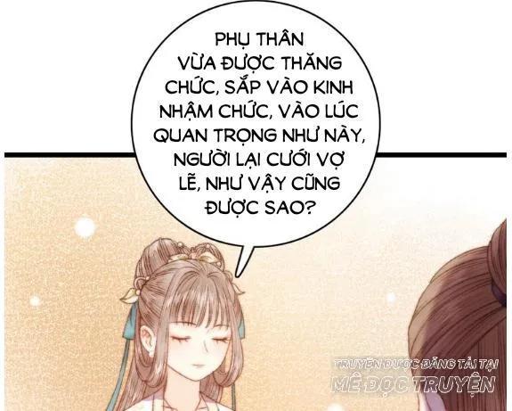 Nàng Phi Cửu Khanh - Thần Y Kiều Nữ chap 25 - Trang 46