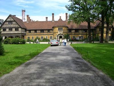 Palacio Cecilienhof