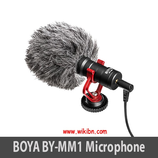BOYA BY-MM1 Microphone Full Review  [YouTube Video Microphone, For Smartphone, PC and DSLR]