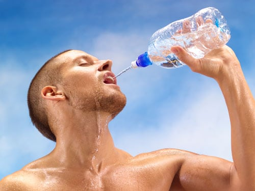 how does drinking water help you lose weight