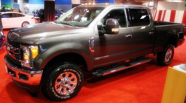 2018 Ford F250 Diesel Redesign