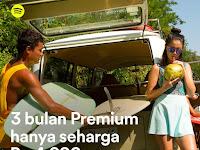 Ikut-ikutan Mencoba Spotify Premium