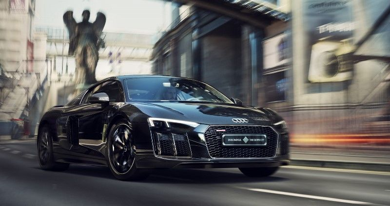 Audi R8 Star of Lucis car