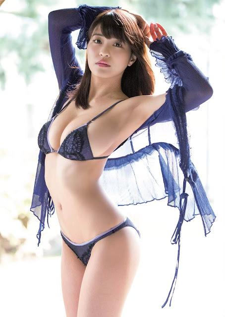 Kishi Asuka 岸明日香 Weekly Playboy No 52 2015 Images 3