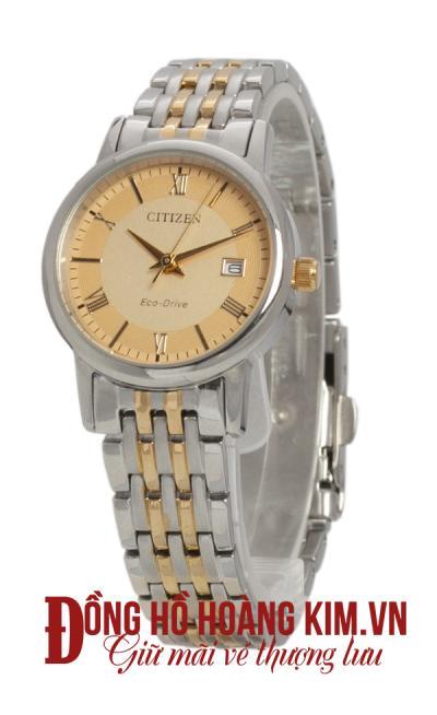 đồng hồ citizen nữ giá rẻ uy tín