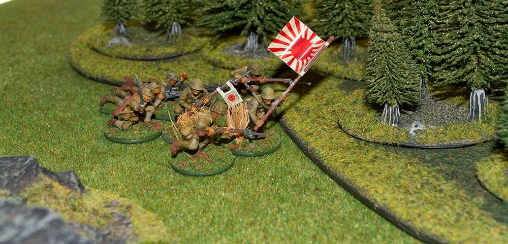 Bolt Action Japanese vs German