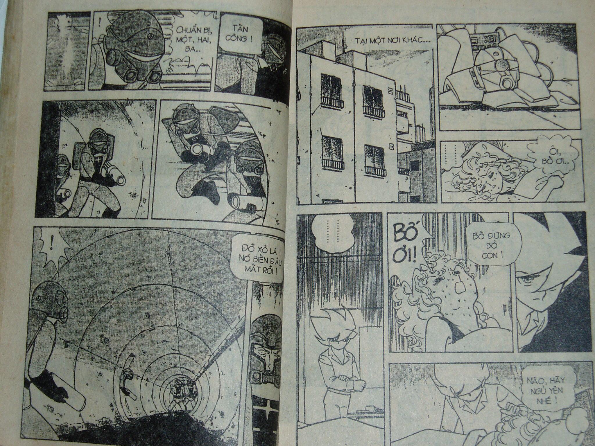 Siêu nhân Locke vol 16 trang 24