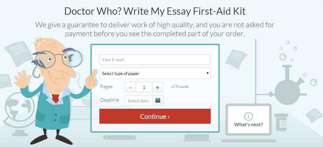 EssayDoc.com – You Get to Choose Your Writer