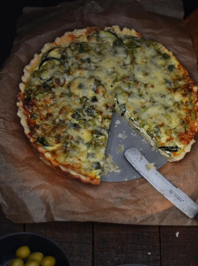 Quiche-Rezept vegetarisch