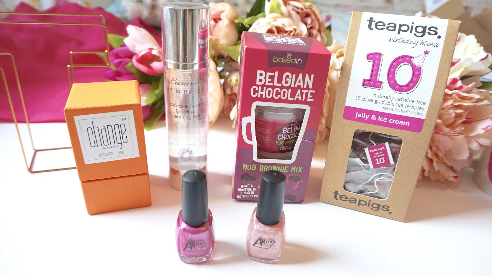 Ideal Girls Night In Beauty Goodies