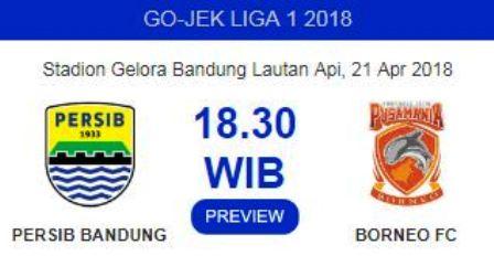 Tiket Persib Vs Borneo Fc Sudah Bisa Dipesan Harga 50 200