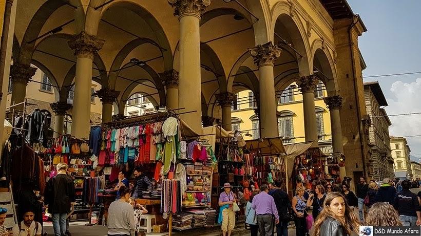 Mercado Porcelino em Florença - Diário de bordo: 2 dias em Florença