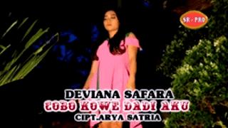 Lirik Lagu Cobo Kowe Dadi Aku (Dan Artinya) - Deviana Safara / Happy Asmara