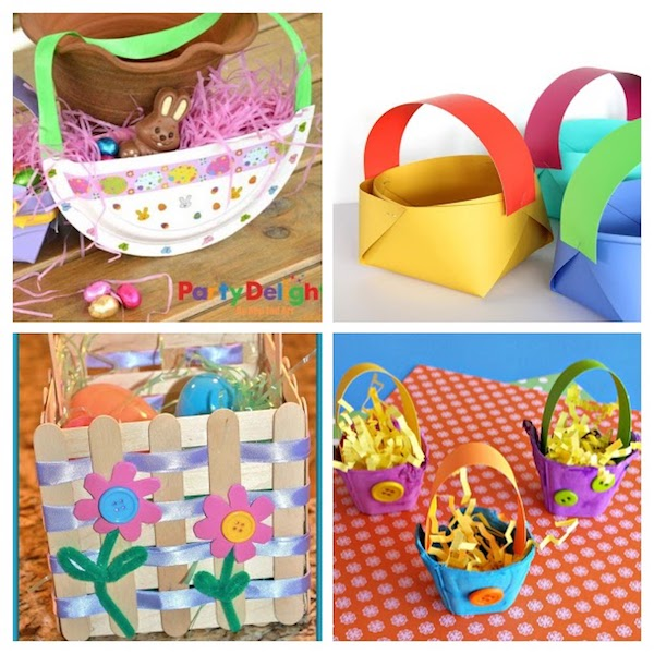 12 Easter Basket Ideas For Kids The Joy Of Sharing