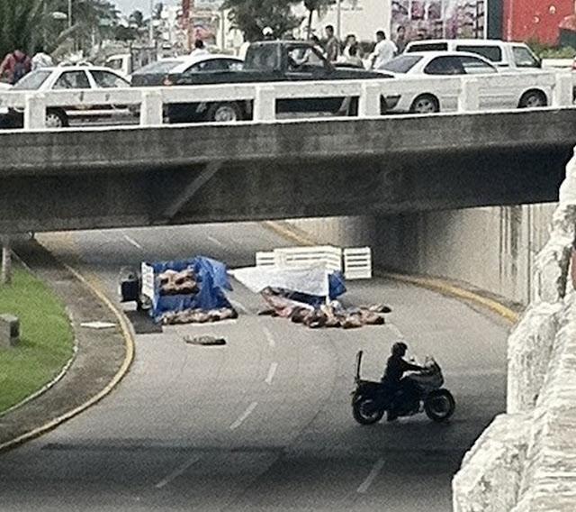 Otros macabros hallazgos masivos de ejecutados en Veracruz