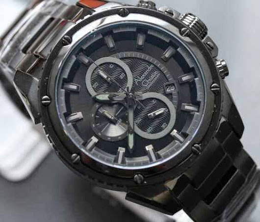 Alexandre Christie AC 6300 All Black ~ Harmoni Inc