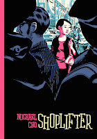 Shoplifter by Michael Cho.