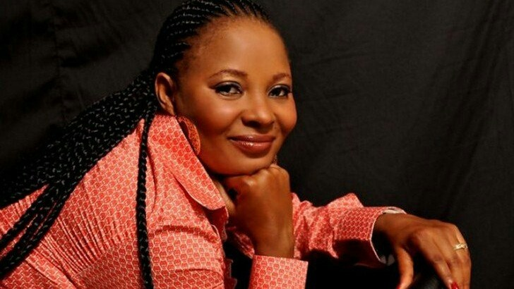 Late Actress, Moji Olaiya's burial