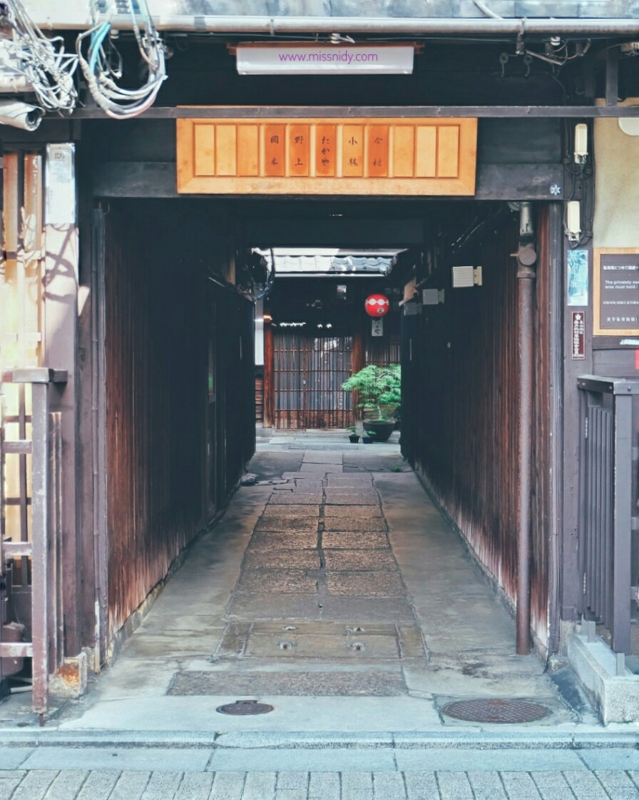 explore gion district