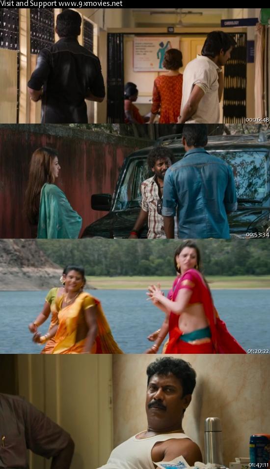 Paayum Puli 2015 UNCUT Dual Audio Hindi 720p HDRip