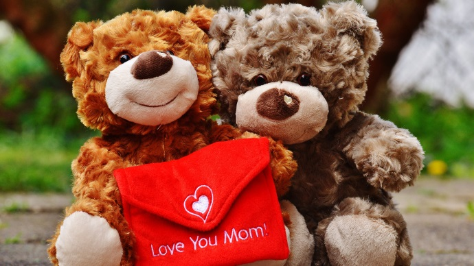 Wallpaper: Love You Mom
