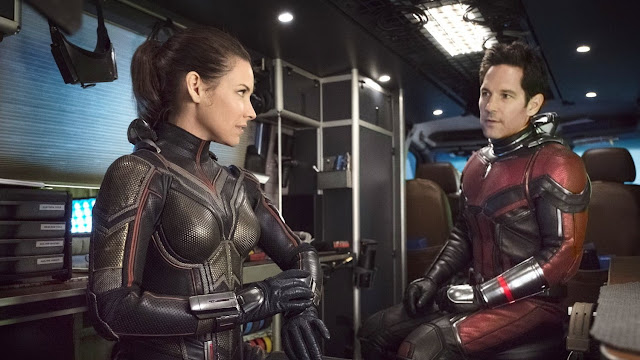 Ant-Man and the Wasp 2018 [Hindi Dubbed]