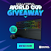 #Ares 7 Color Gaming Peripheral Combo World Cup Giveaway