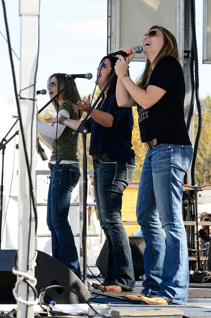 Gal Friday Band at Carolina BalloonFest