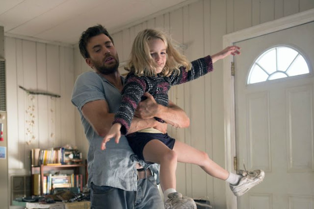'Gifted' (2017) - Emotional, Complex Drama about Family starring Chris Evans. Review snippet (from Silver Petticoat) of the drama. Text © Rissi JC