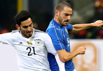 Italy 0-0 Germany (Friendlies) Highlights | DOWNLOAD VIDEO