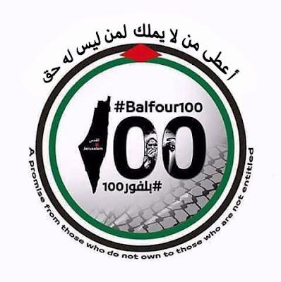 100 anos da Declaração Balfour