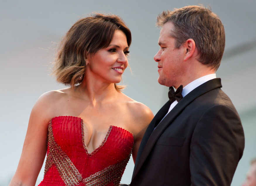 Matt Damon at 'Downsizing' Premiere at 74th Venice Film Festival Gallery