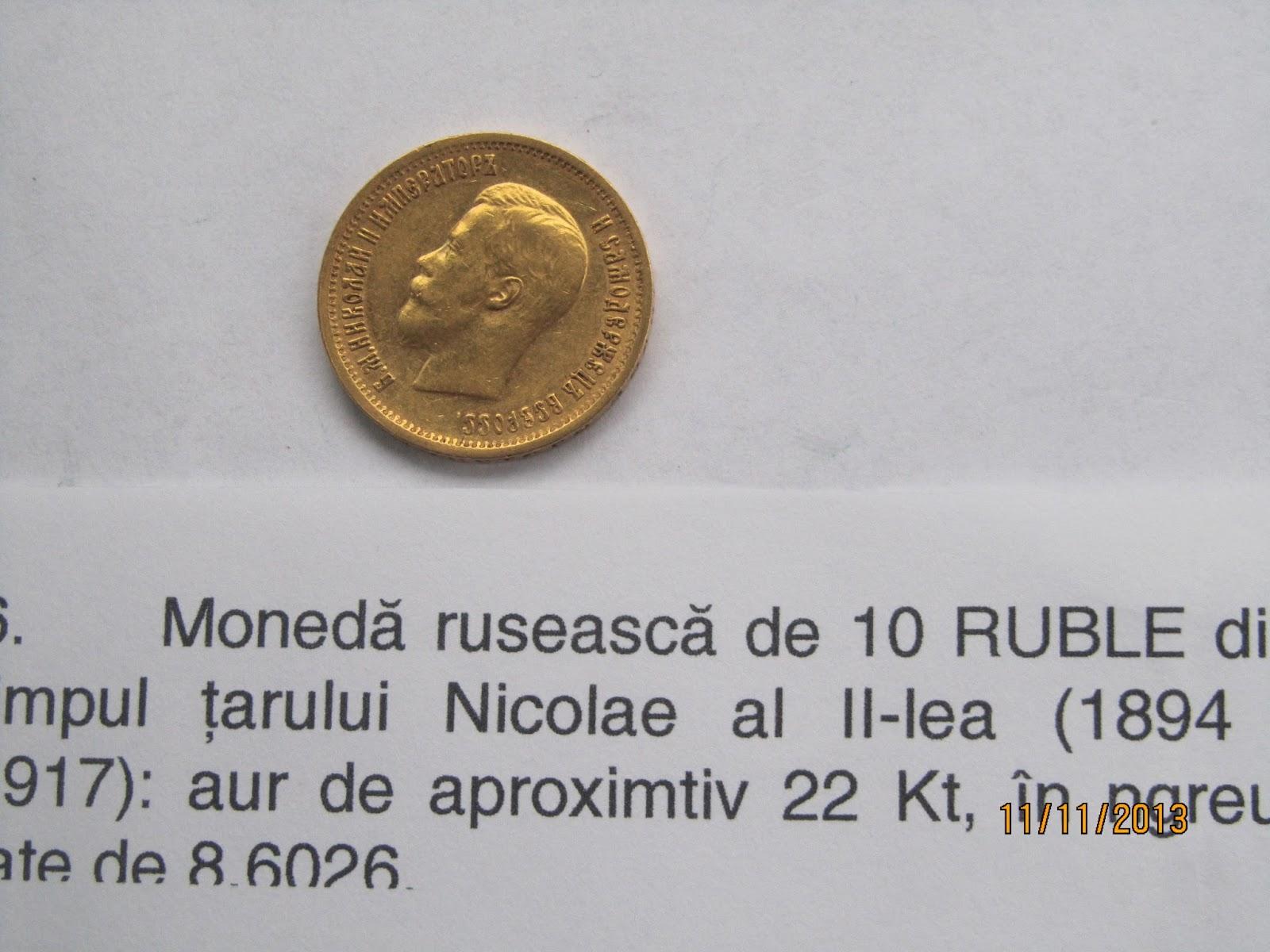 Ştiinţă pentru toţi: Colecţia numismatică a lui Corneliu