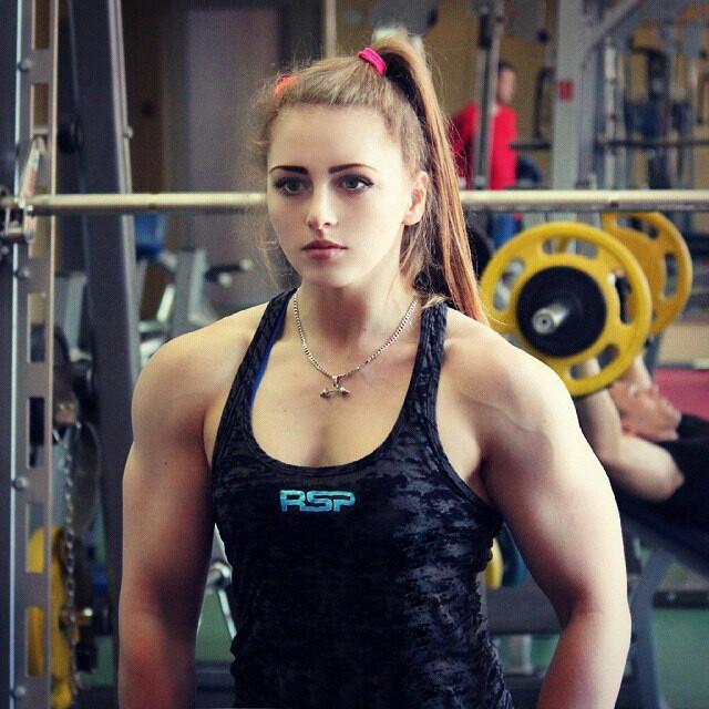 Consumo esteroides mujeres