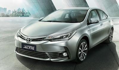 Toyota New Corolla Altis Surabaya